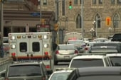 Reporter: Much of downtown Ottawa in lockdown