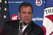 Christie takes a hard line on minimum wage
