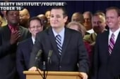 Reality & Ted Cruz, do those things ever mix?
