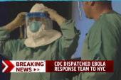 Extensive preparation seen in Ebola response