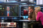Peter King: Don't panic over Ebola in NYC