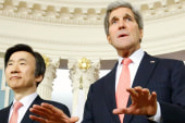 LIVE VIDEO: Kerry meets with Republic of...