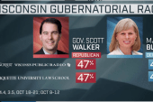 The war for Wisconsin heats up