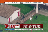 Possible shooting at WA high school: report