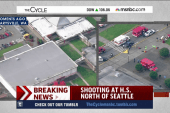 Student: Shooter had a 'blank stare'