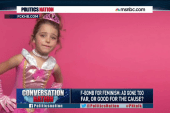 Little girls drop F-bombs for feminism