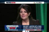 Was Monica Lewinsky mistreated?