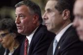 LIVE VIDEO: Mayor De Blasio speaks on NYC...