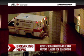 New Jersey quarantines health care worker