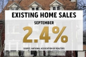 Sales of new homes hit six-year high