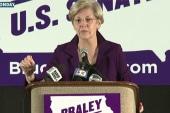 Is Sen. Warren aligning herself for 2016?