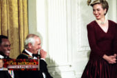 How de la Renta shaped first lady fashion