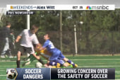 Concern grows over soccer safety