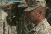US marines officially end Afghan operations