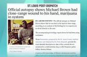 Leaks 'reframing debate' on Ferguson