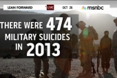 New initiative to prevent military suicides