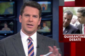 NY gov.: Quarantines can be spent at home