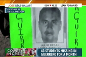 43 students still missing in Mexican state