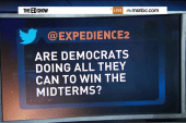 Ed says: Dems need to get out the vote!