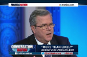 Jeb Bush 'more than likely' to run in 2016?