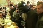 Darth Vader can't vote in Ukraine