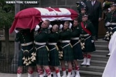 Soldier killed in Ottawa laid to rest