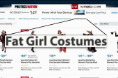 Walmart 'fat' costume section riles shoppers