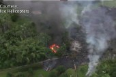 Lava flow threatens parts of Hawaii
