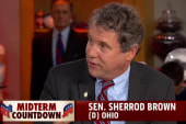 Sherrod Brown: Dems are holding their own