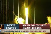 Rocket explosion raises questions for NASA