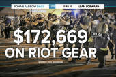 Race in America: Ferguson PD shakeup?