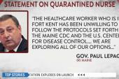 Fears of Ebola bring forced quarantines