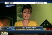 Sarah Palin floats a future run for office