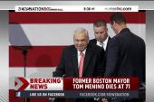 Former Boston Mayor Tom Menino dies at 71