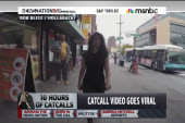 Viral 'catcall' video actress speaks out