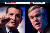 Ted Cruz takes a swing at Jeb Bush