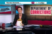 Maddow contrite after pro-canister outcry