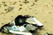 FAA to investigate spaceship crash
