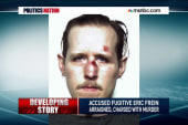 Accused cop killer Eric Frein appears in...