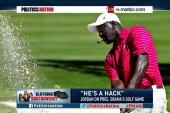 Michael Jordan disses Pres. Obama's golf game