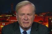 Matthews: 'Fear works in American politics'
