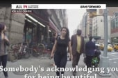 Viral video on street harassment