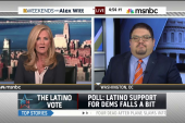 Dems lose ground with Latino vote