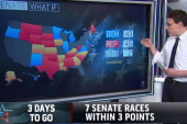 Magic numbers to keep in mind on Election Day