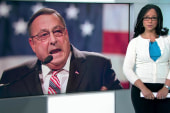 Could Maine's governor be re-elected?