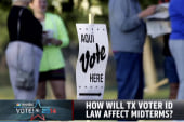 How will TX Voter ID law affect midterms?