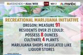 Three states, DC put pot legalization on...