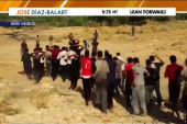 Hundreds of Sunni tribe members massacred