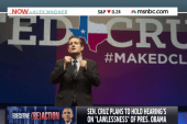 Ted Cruz's plan for a GOP-led Senate