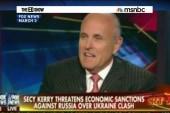 Rudy Giuliani slams Charlie Crist in ad